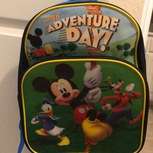Other - Mickey Mouse & friends Backpack